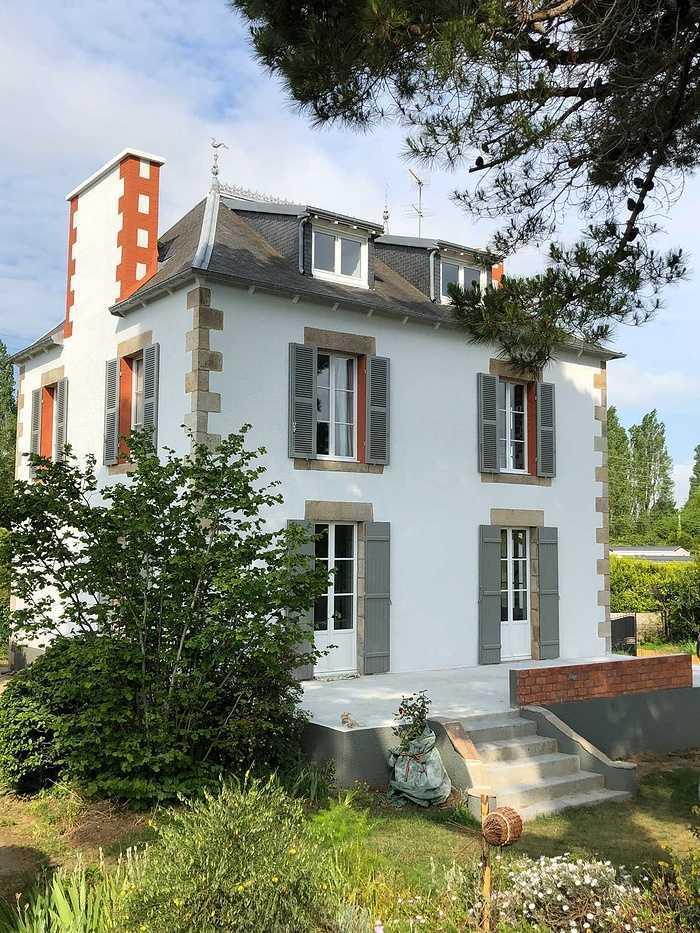 Rénovation extérieur d''une maison - Côtes-d''Armor (22) / Ravalement par Cassiopée Décor / Saint-Quay Portrieux 625006893375948602458417573758738654298112n