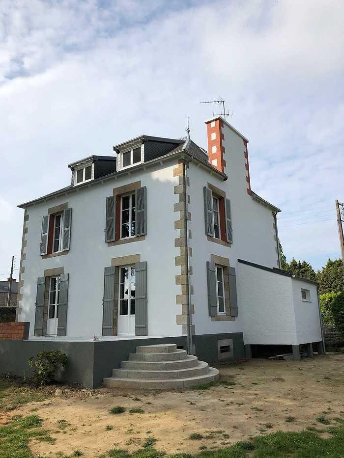 Rénovation extérieur d''une maison - Côtes-d''Armor (22) / Ravalement par Cassiopée Décor / Saint-Quay Portrieux 644154138747135095759044121099130002997248n
